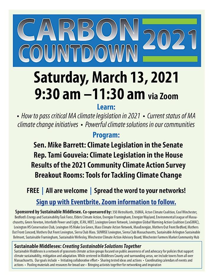 Carbon Countdown 2021 image