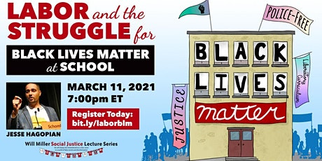 Labor and the Struggle for Black Lives Matter at School tickets