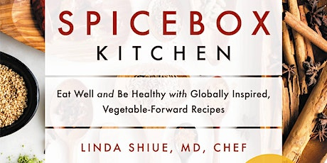 SPICEBOX KITCHEN with Linda Shiue, '93 tickets