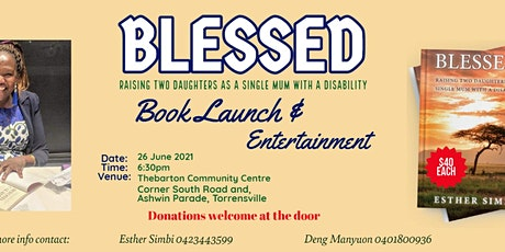 Community Celebration of Refugee Week and Esther Simbi Book Launch Event tickets