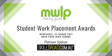 MWLP 2020 Student Work Placement Awards Night tickets