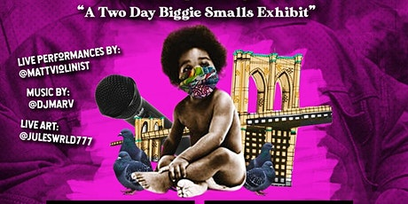 "Divide Right Ent Presents The 4th Annual ""THINK B.I.G"" Artshow tickets"