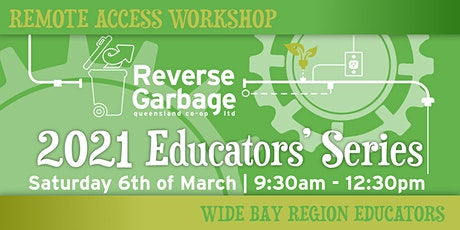 Remote Access- Art in STEM Master Class for Wide Bay Region Educators tickets