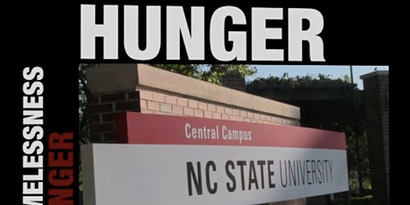 Student Food and Housing Insecurity at NC State tickets