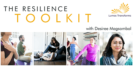 Intro to The Resilience Toolkit - ONLINE | 6:00pm PDT tickets