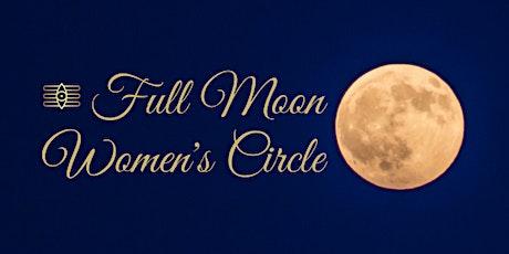 Full Moon Women's Circle with Shakti Sharma tickets