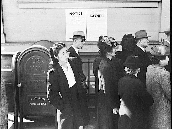 """San Francisco, 1942"" Adrian Tomine image"