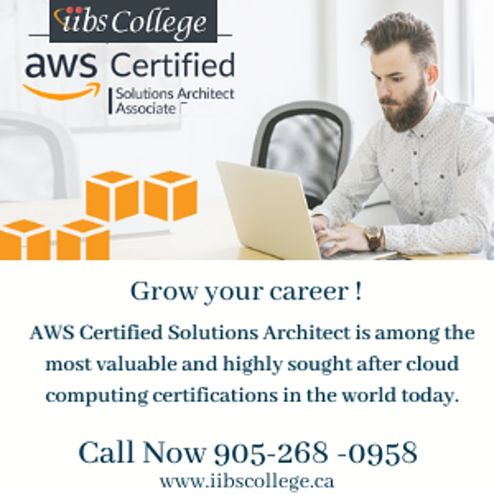 AWS Overview and preparation of AWS Certified Solutions Architect Associate image
