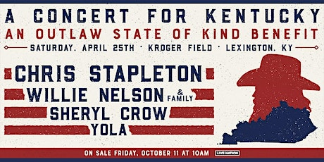 A Concert for Kentucky - An Outlaw State of Kind Benefit tickets