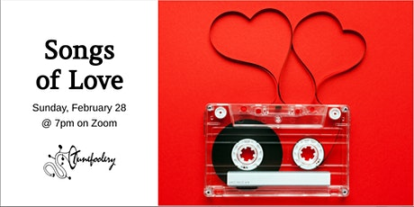 Songs of Love tickets