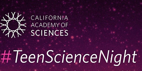 Teen Science Night 2021 tickets