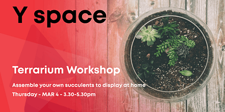 DIY Terrarium  Workshop tickets