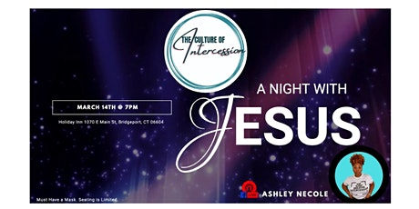 A Night With Jesus tickets