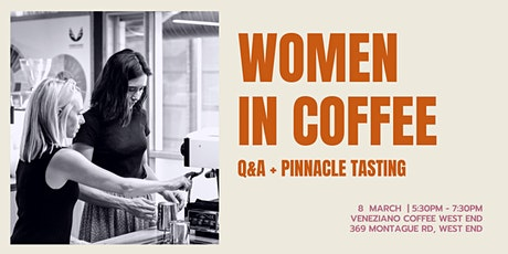 Women In Coffee tickets