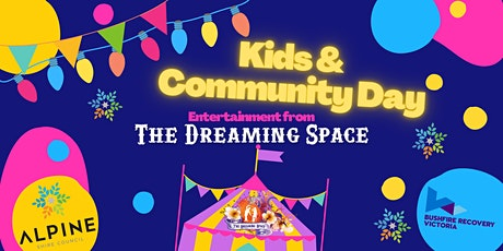Kids and Community Day - Myrtleford tickets