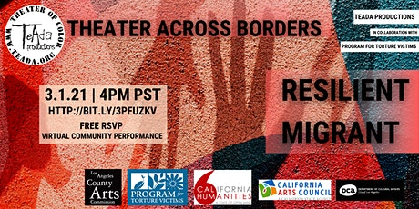 Theater Across Borders: Resilient Migrant tickets