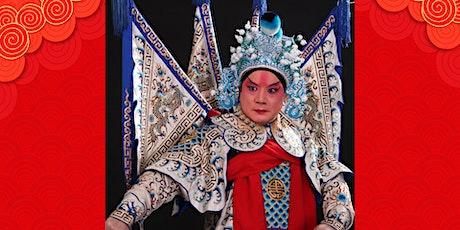 Cours de chant: opéra de Pékin - homme / Male Singing class: Beijing opera tickets