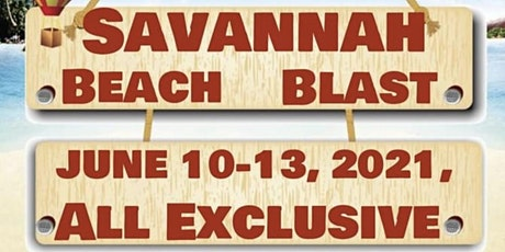 6th Annual Savannah Beach Blast tickets
