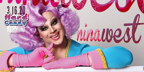 Hard Candy Richmond with Nina West tickets