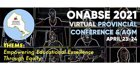ONABSE 2021 Virtual Provincial Conference, Career Fair & AGM tickets