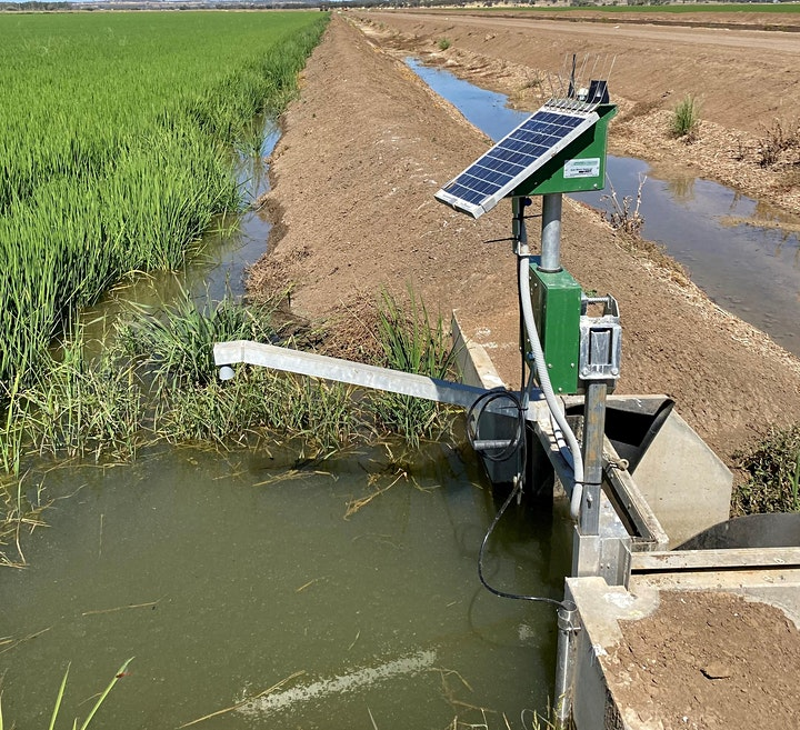 Automation in Aerobic Rice Field Walk image