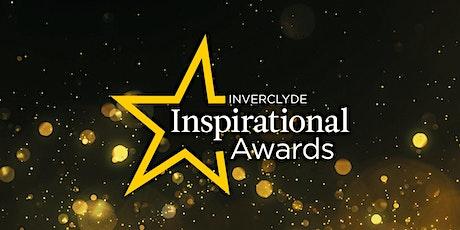 Inverclyde Inspirational Awards 2021 biglietti
