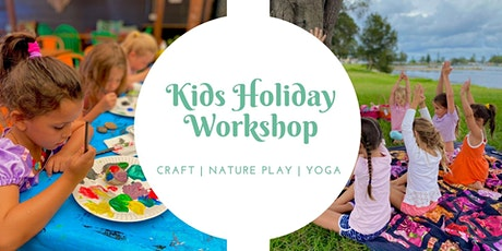 Kids Nature Play Workshop tickets