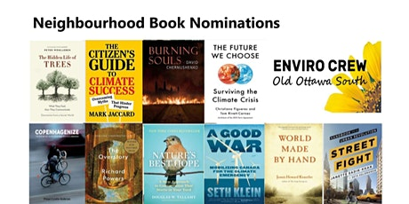 Old Ottawa South Climate Action Book Awards tickets