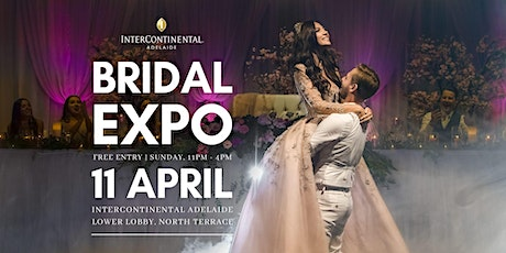 InterContinental Adelaide Wedding Expo 2021 tickets