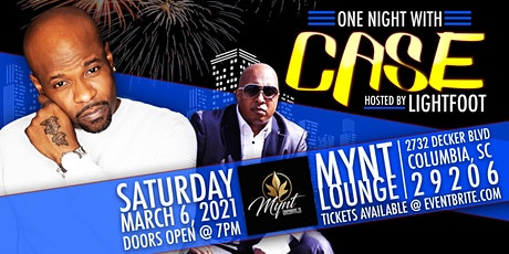 One Night With Case Host By Mc LightFoot tickets