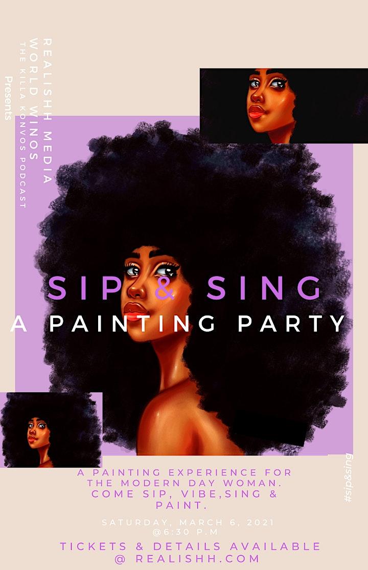 Sip & Sing image