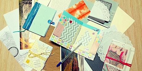 Inspirations Craft Group @ Girrawheen Library - Junk Journal Workshop tickets