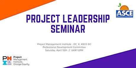 Project Leadership Seminar tickets