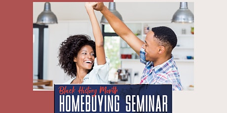 Black History Month Virtual  Home Buying Event tickets