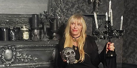 Halloween Séance with Psychic Medium Patti Negri on Zoom tickets