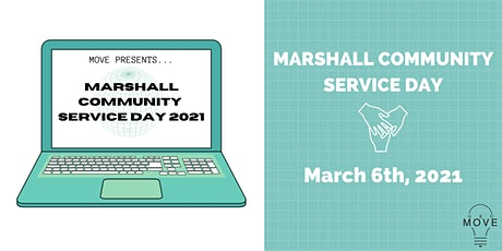 Marshall Community Service Day 2021 tickets