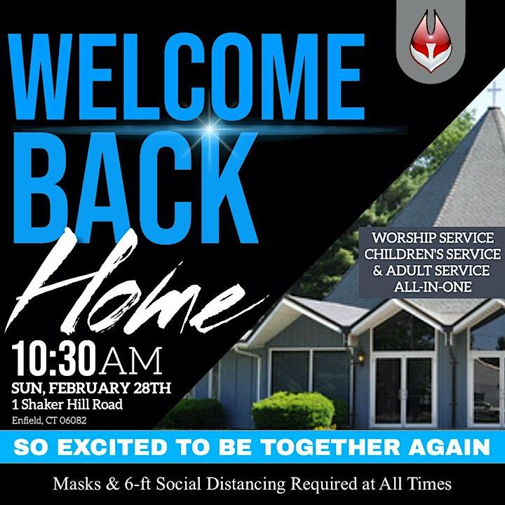 Sunday Morning Service 2/28 image