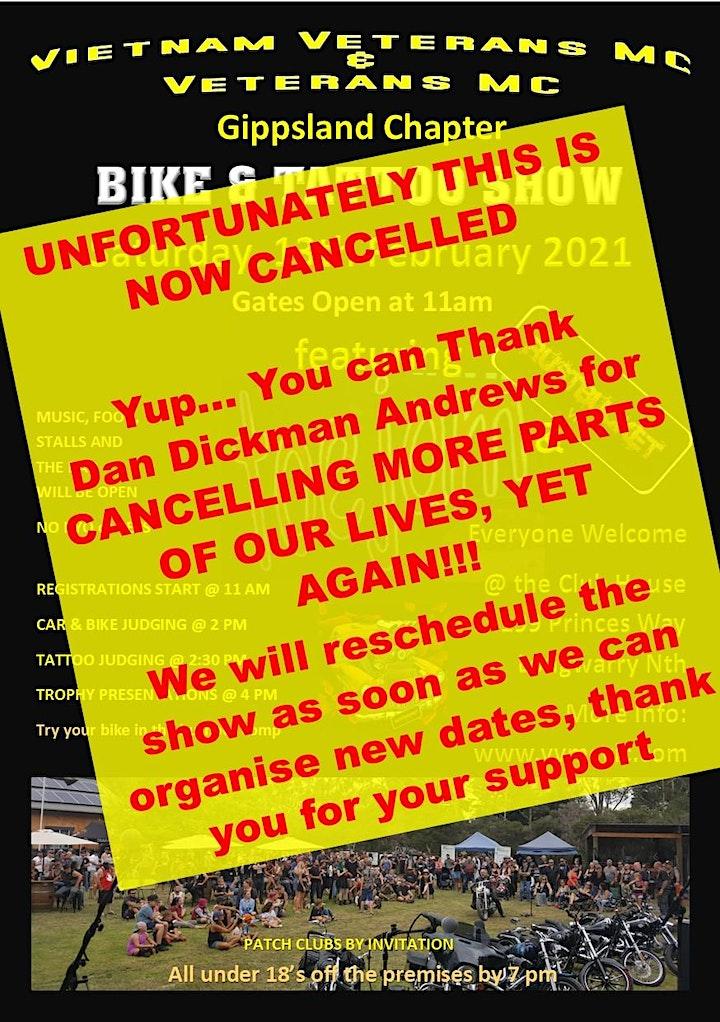Annual Bike & Tattoo Show image