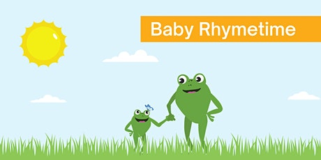 First 5 Forever Baby Rhymetime (0–2 years) tickets