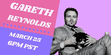Gareth Reynolds - A Stand Up Comedy Livestream - VIP TICKET tickets