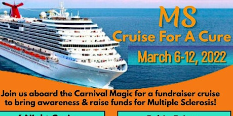 Cruise For a Cure 2022 MS Cruise tickets
