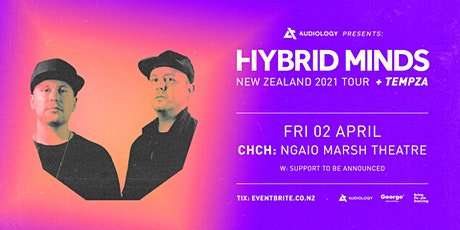 Audiology presents Hybrid Minds tickets