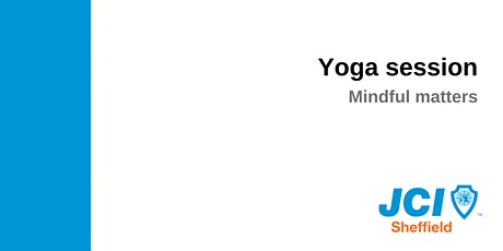 Yoga session - mindful matters tickets