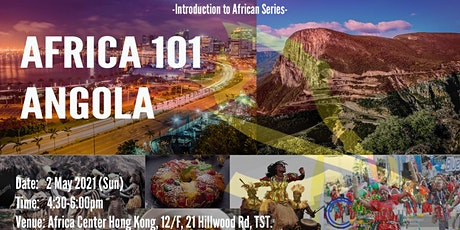 Africa 101 | Angola tickets