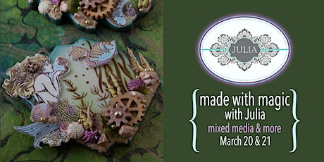 """Made with Magic"" Cookie Decorating Class with Julia M. Usher tickets"