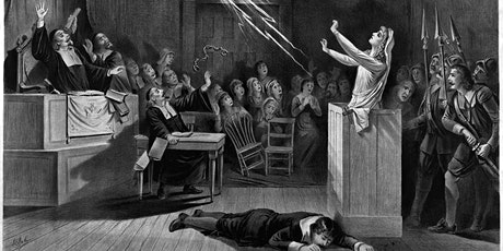 Witch Hunting in England and America, 1645–52 by Professor Malcolm Gaskill tickets