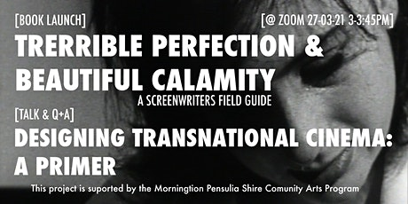 Terrible Perfection & Beautiful Calamity - Book Launch tickets
