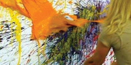 Abstract Expression: 1 Day workshop tickets