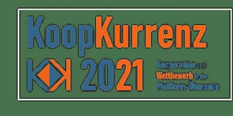 KoopKurrenz Kaminabend Tickets
