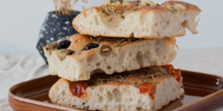 Online Fun with Focaccia tickets